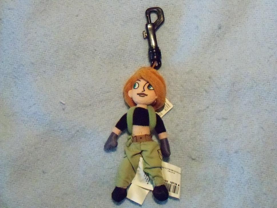 2019 Wholesale Kim Possible Toy Rufus Doll 15cm Rufus The ... |Kim Possible Plush