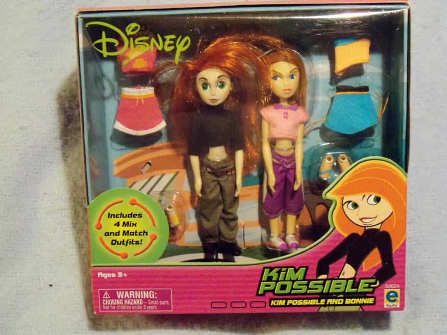 Other Kim Possible Related Dolls