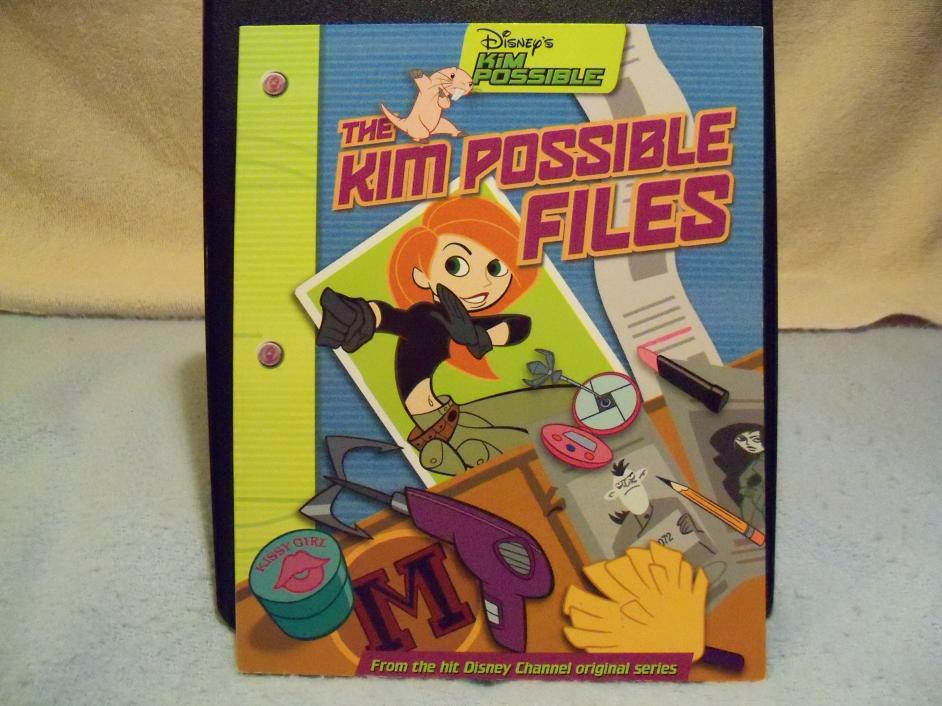 Name:  Kim Possible Files 1.jpg