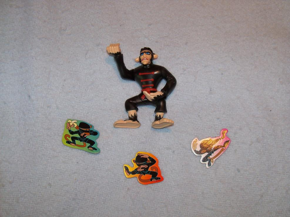 Name:  Monkey Fist Figure with Monkeys.jpg