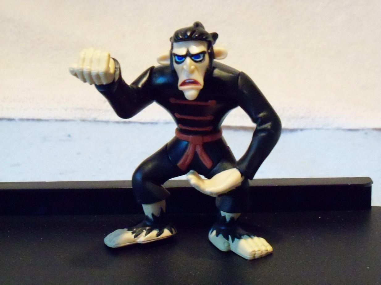 Name:  Monkey Fist Figure Close-Up.jpg