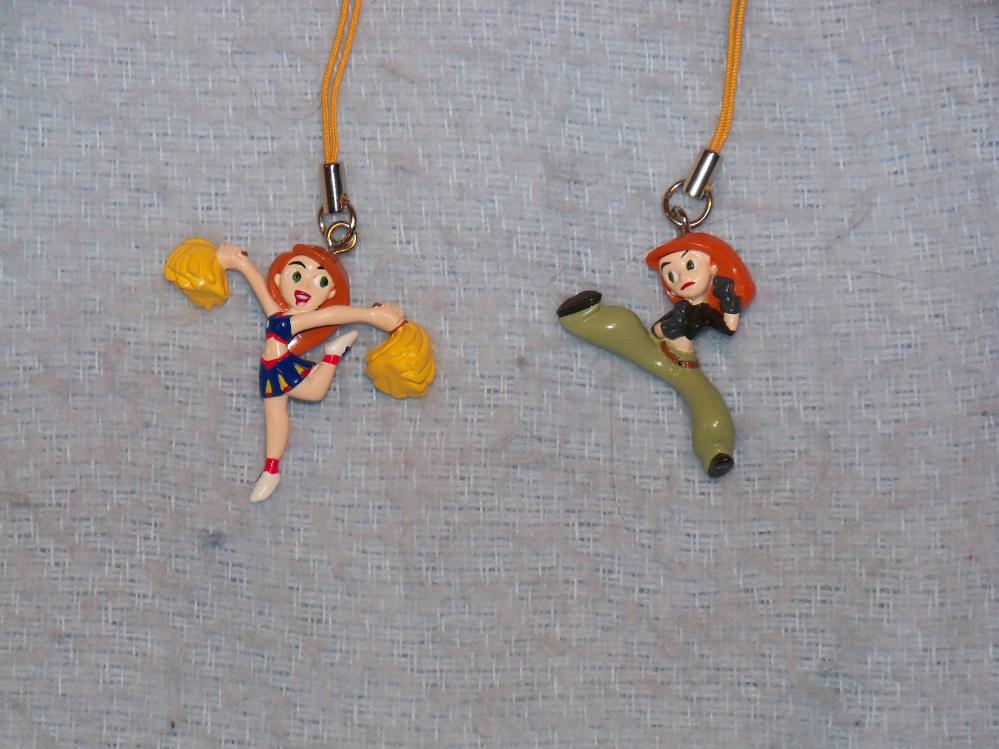 Name:  Cheerleader and Mission Clothes Kim Cell Phone Charms.jpg Views: 127 Size:  91.5 KB