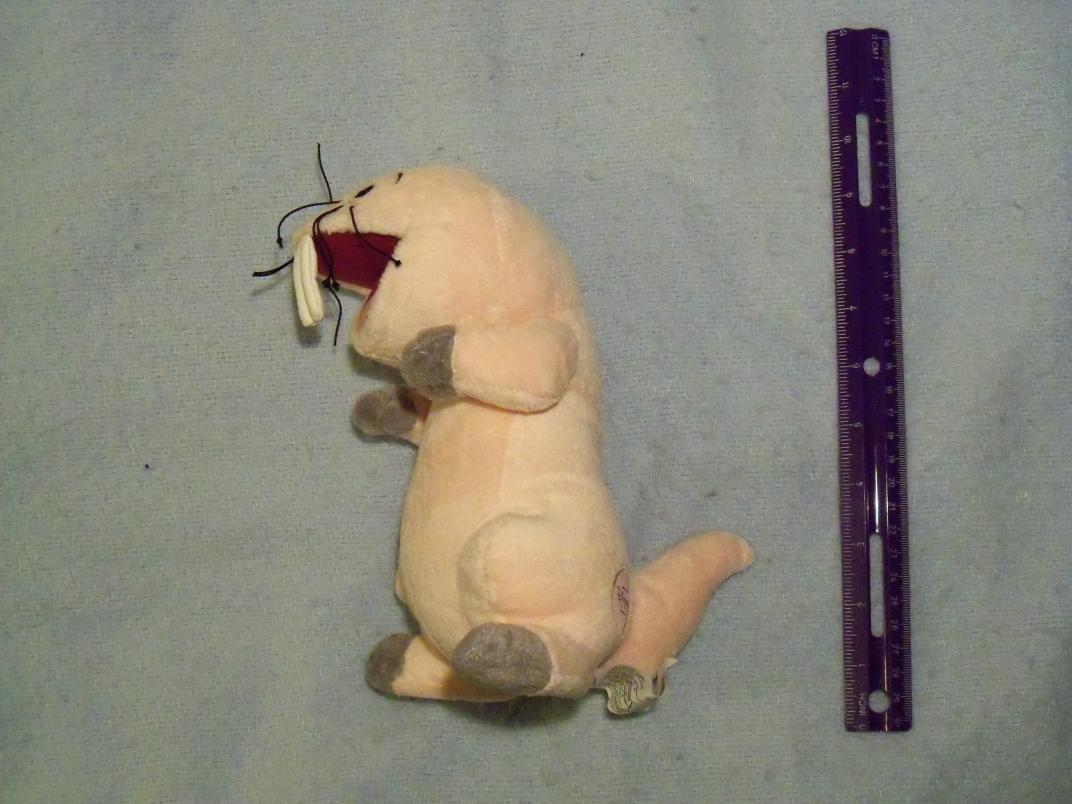 Name:  Rufus Plush with Ruler Left Side.jpg